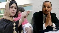 عاجل: المحكمة تقضي بثبوت نسب الطفلة نور للمحامي الطاهري(فيديو)