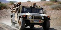 عاجل...القوات المسلحة تعتقل عناصر من ميليشيات البوليساريو