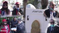 حصري: مغاربة يقدمون رسالة احتجاجية للسفير الجزائري بالرباط وبعضهم يطالب بمنح مقر السفارة لاسرائيل