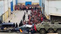 الأمن الإسباني يطلق النار على مواطنين مغاربة ونقل مصابين إلى مستشفى تطوان