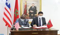 """""""بوريطة"""": المغرب يثمن الموقف """"الواضح والثابت"""" لليبيريا حول قضية الصحراء"""