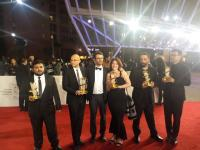 """الفيلم الكولومبي """"وادي النفوس"""" يتوج بالنجمة الذهبية لمهرجان مراكش"""