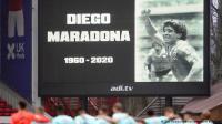 """نشر رسالة """"مارادونا"""" الأخيرة قبل ساعات من وفاته"""