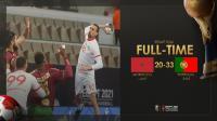 سيناريو الجزائر يتكرر .. المنتخب المغربي يخسر أمام البرتغال في مونديال كرة اليد بعد جولة ثانية كارثية