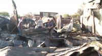 حريق يشب بسوق شعبي بالدار البيضاء دون تسجيل ضحايا