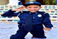 ولاية أمن فاس تحقق حلم الطفل إلياس (صور)
