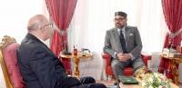 """تعرف على """"عمر الشغروشني"""" الذي عينه الملك مسؤولا عن حماية المعطيات الشخصية للمغاربة"""