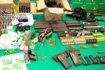 الأمن الاسباني يُطيح بشبكة لتهريب الأسلحة ويعتقل عدد من المتورطين