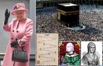 """دراسة بريطانية حديثة تفجر مفاجأة وتؤكد : نسب الملكة """"إليزابيث الثانية"""" يعود إلى الرسول (ص)"""