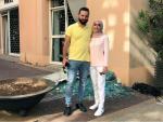 عروس لبنانية تحمد الله على نجاتها بعد أن أفسد انفجار بيروت فيديو العرس