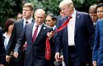 ما هو السر وراء ارتداء ترامب ربطات عنق طويلة جدا؟