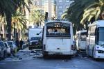 الحكم بإعدام 8 متهمين في تفجير حافلة الأمن الرئاسي بتونس