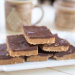 حلوى النوتيلا والفول السوداني