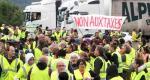 قتيلة وعشرات الجرحى حصيلة مسيرات احتجاجية نظمها الفرنسيون احتجاجا على غلاء المعيشة وارتفاع سعر الوقود