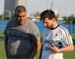 رئيس الاتحاد الأرجنتيني يتحدث عن امكانية مشاركة ميسي في مباراة المغرب