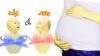 علاقة غير متوقعة بين إجهاد الحامل وجنس المولود