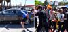 استهجان وشتائم وهجوم على سيارة رئيس الحكومة الإسبانية لدى وصوله إلى سبتة المحتلة (فيديو)